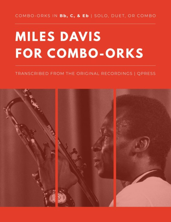 Miles Davis for Small Groups (Combo-Orks)