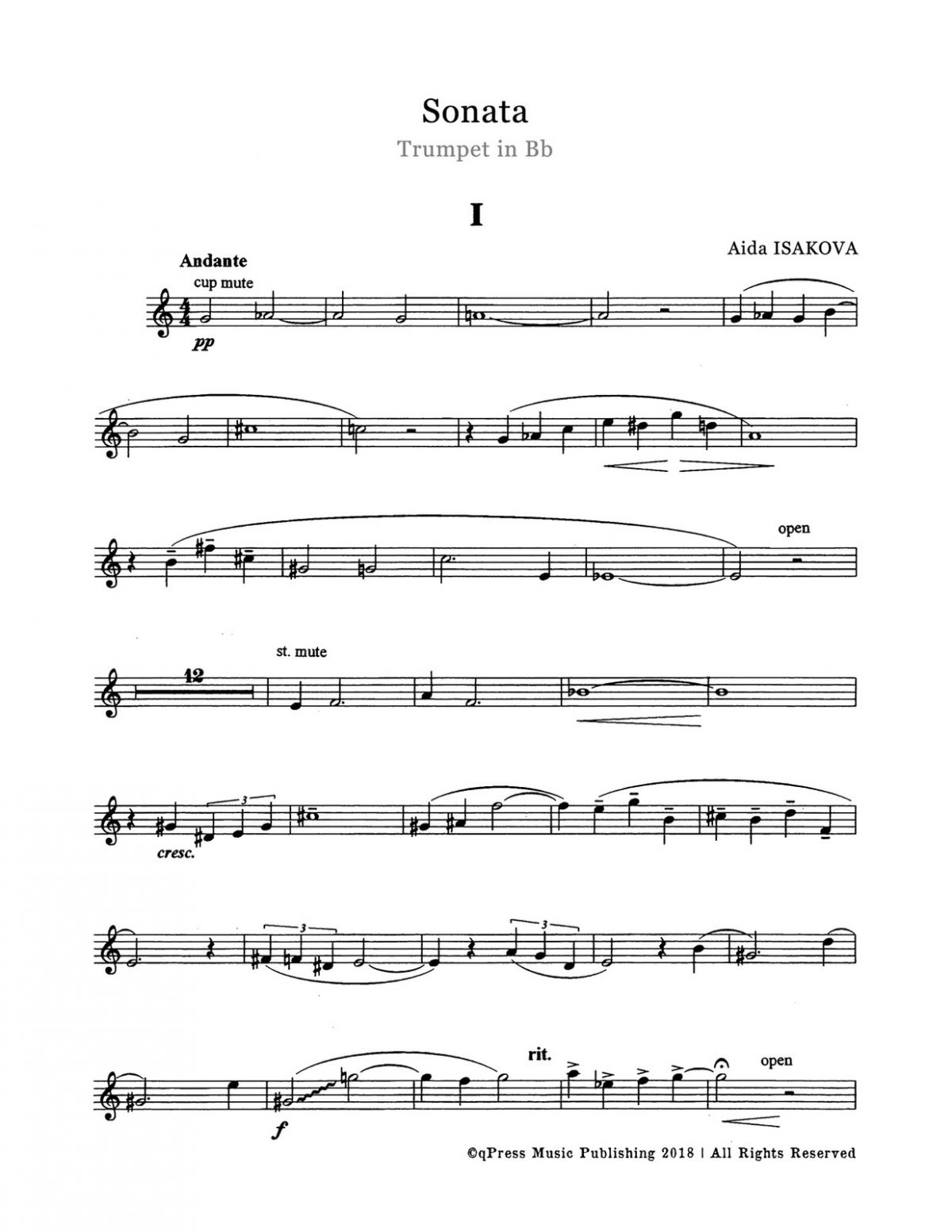 Isakova, Sonata (Score and Part)-p03