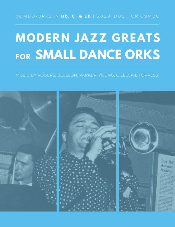 Modern Jazz Greats (Combo-Orks)