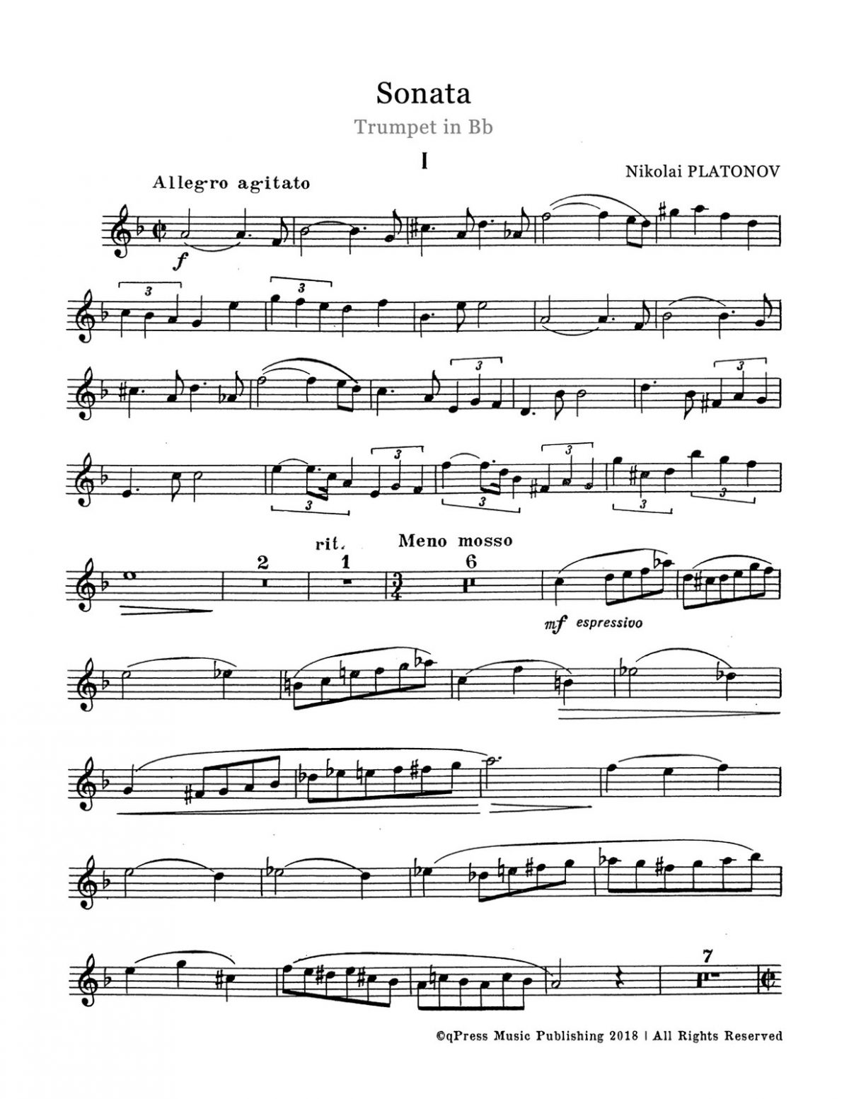 Platonov, Sonata (Score and Part)-p03