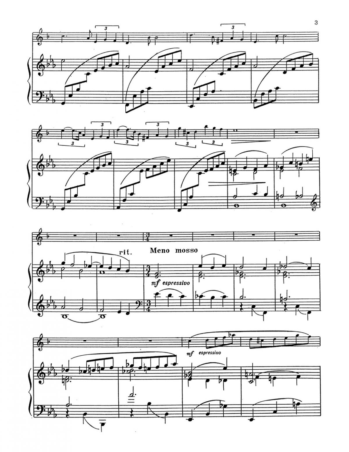 Platonov, Sonata (Score and Part)-p11