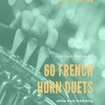 Pottag, 60 French Horn Duets Book 1 & 2-p01