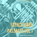 Pottag, French Horn Passages Vol 1
