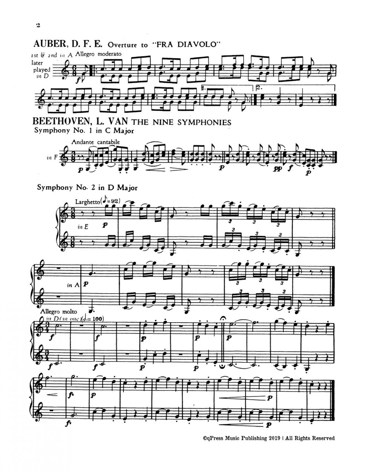 Pottag, French Horn Passages Vol 1-p04