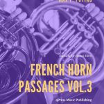 Pottag, French Horn Passages Vol 3