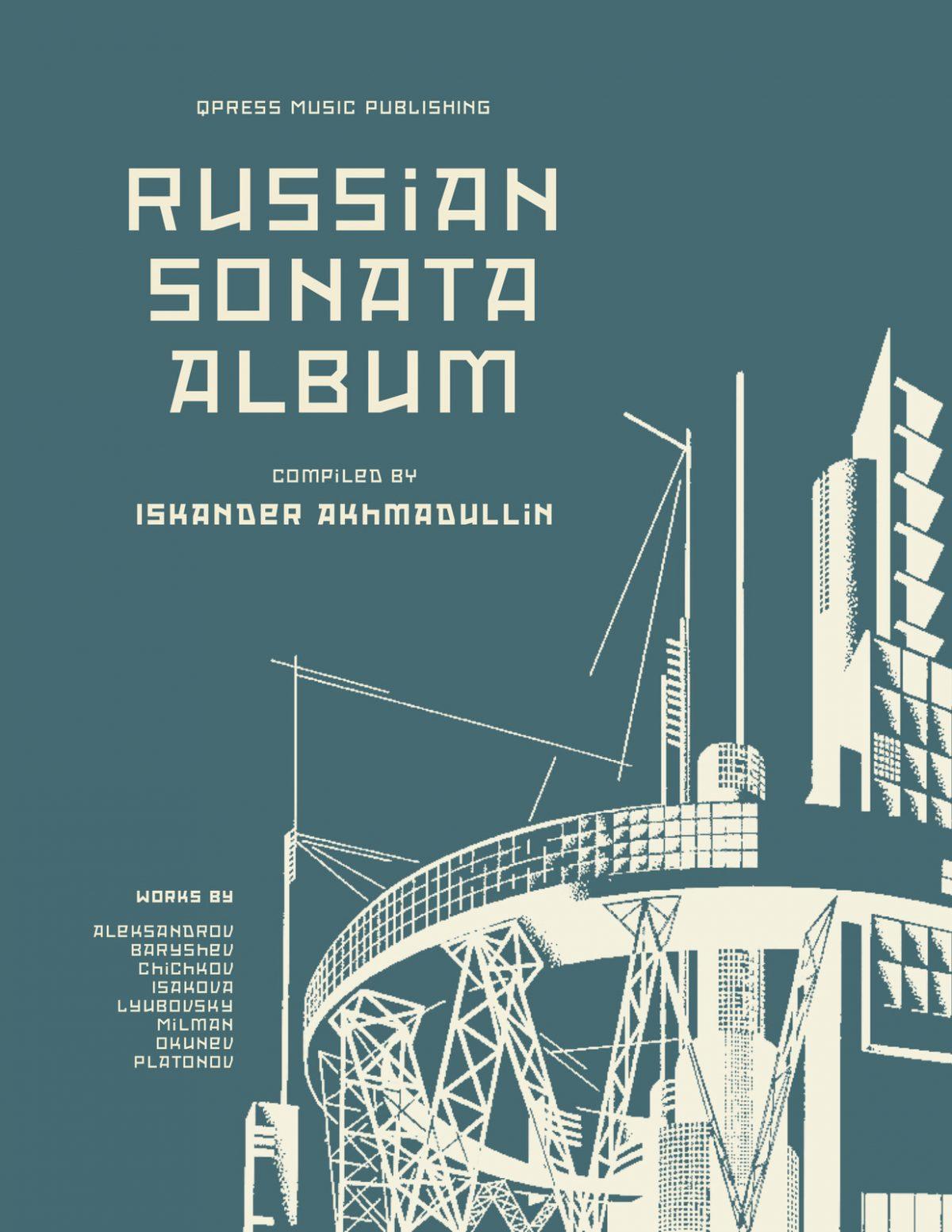 Russian Sonata Album Cover