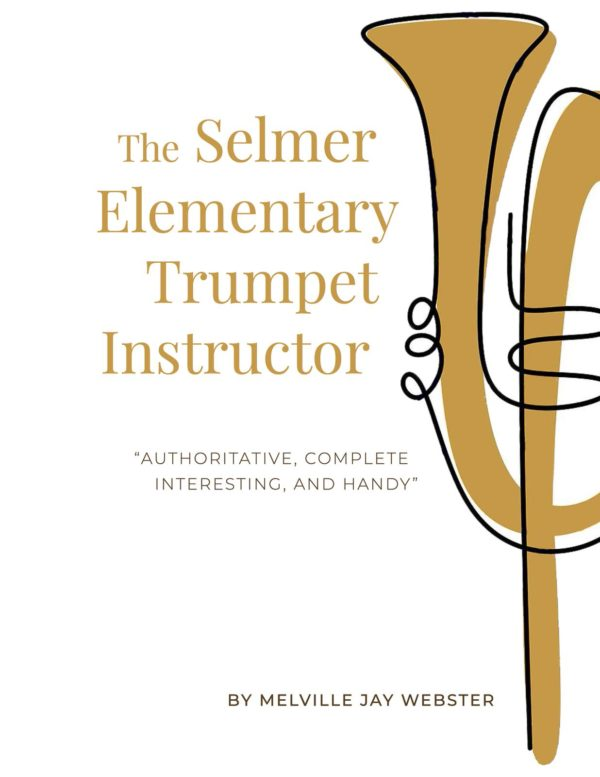 Selmer Elementary Trumpet Instructor