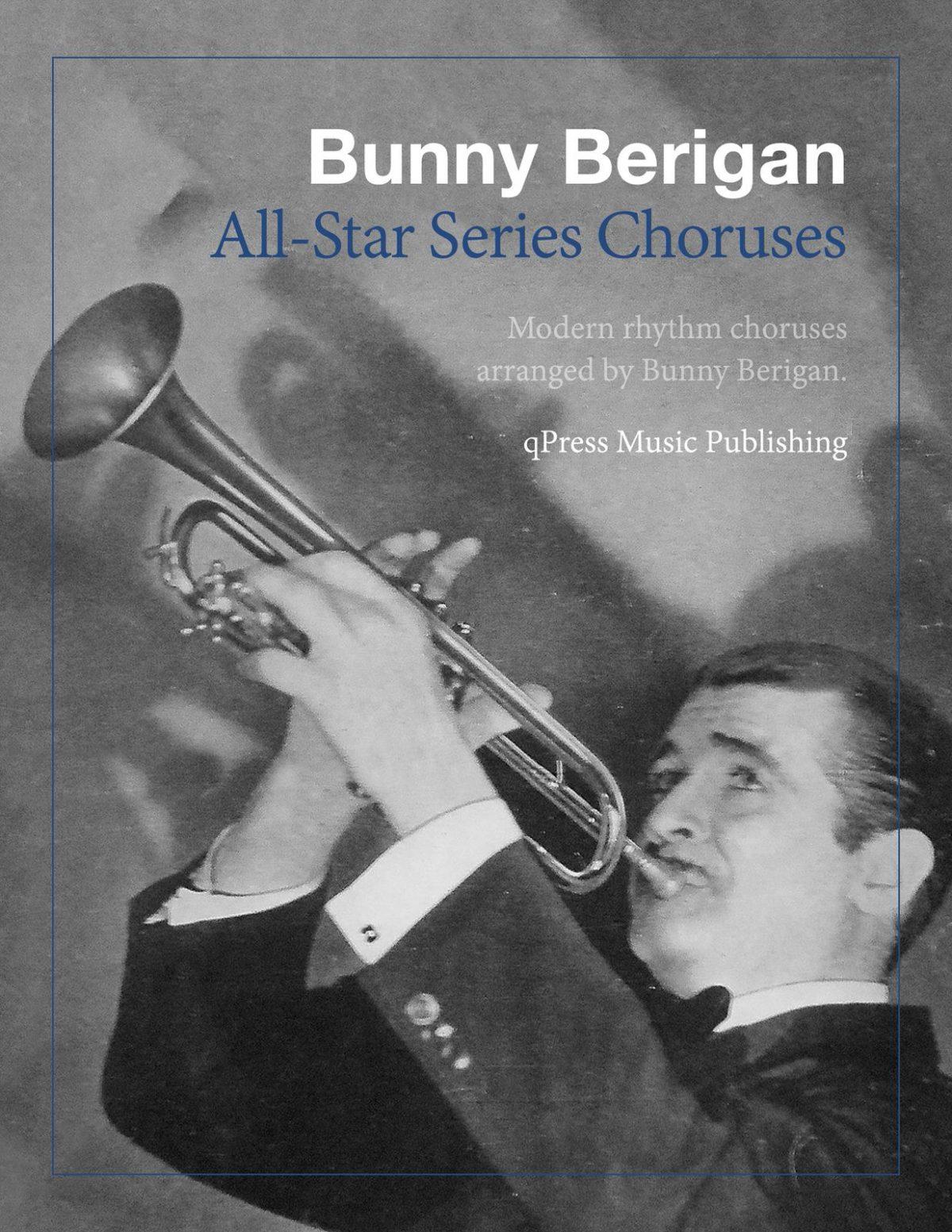 Berigan, All Star Series of Modern Rhythm Choruses-p01