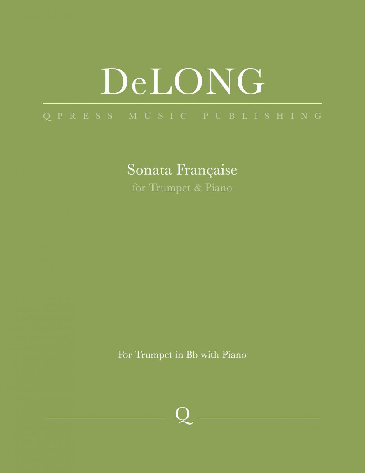 DeLong, Sonata Française-p01