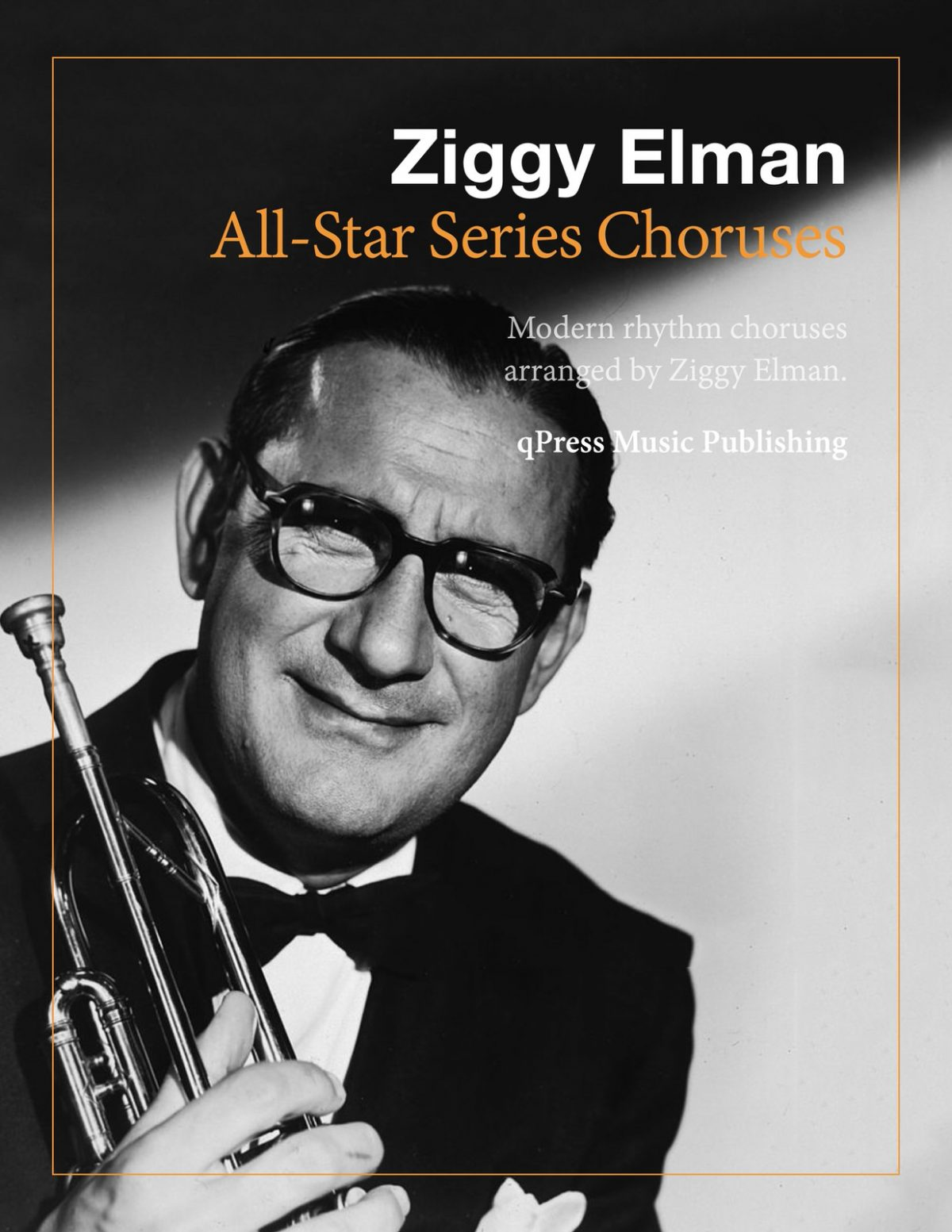 Elman, All Star Series Modern Rhythm Choruses for Trumpet-p01