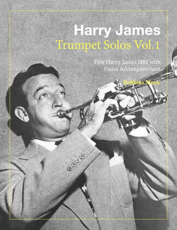 Harry James Trumpet Solo Folio No.1