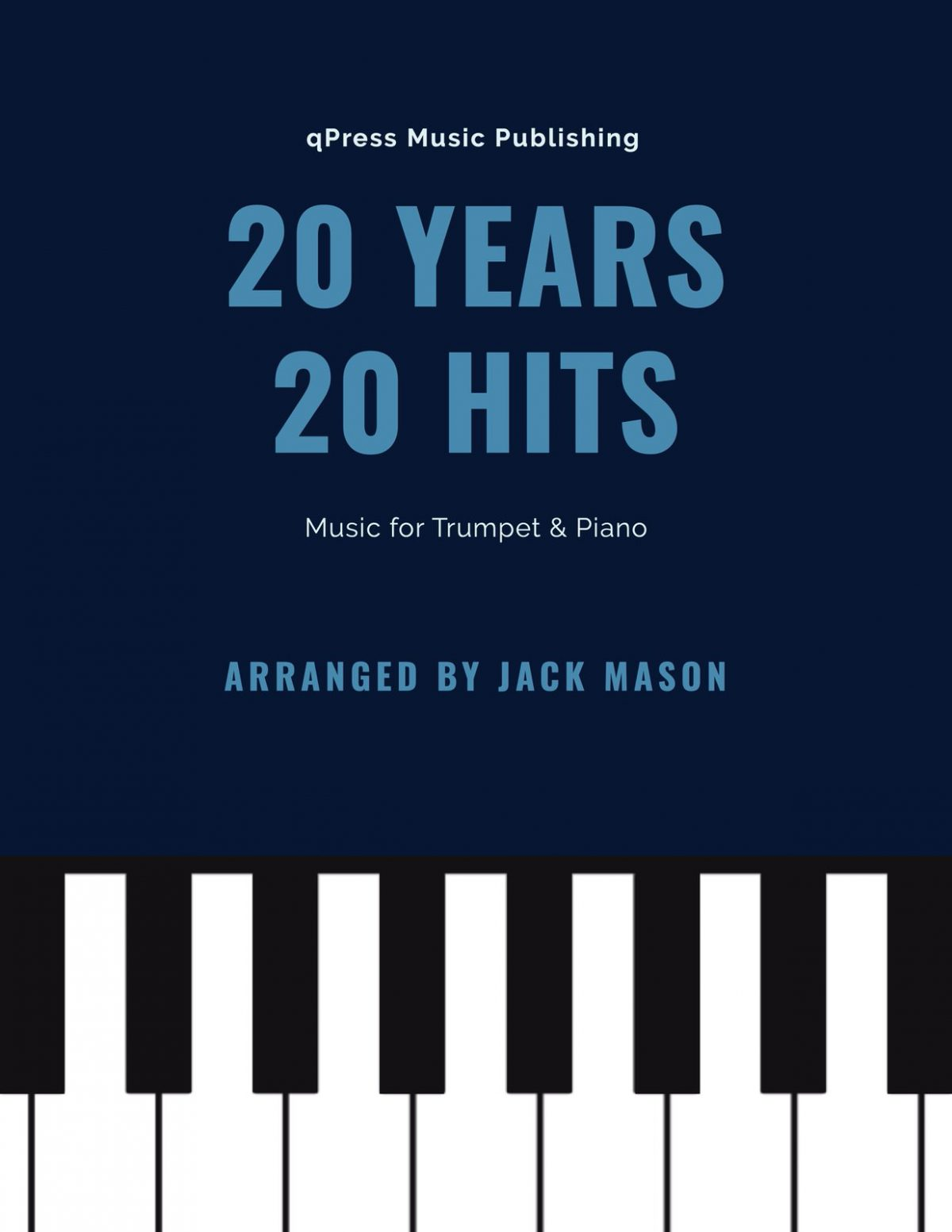 Mason, 20 Years 20 Hits (Score and Part)-p01