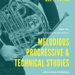 Pottag, Andraud, Selected Melodious Progressive and Technical Studies for French Horn Book 2-p001