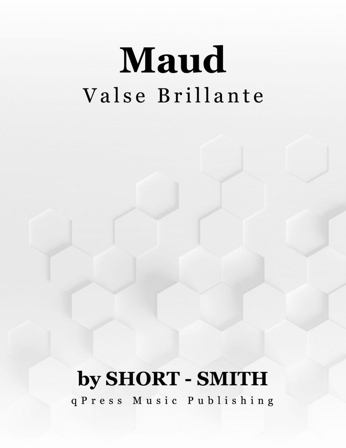 Short-Smith, Maud, Valse Brilliante (Trumpet and Piano)-p01