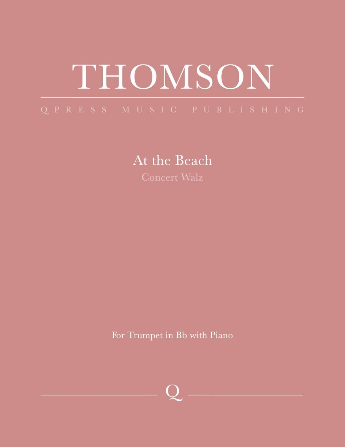 Thomson, At the Beach-p01