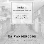 Vandercook, Etudes for Trombone or Baritone-p01