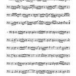 Vandercook, Etudes for Trombone or Baritone-p03