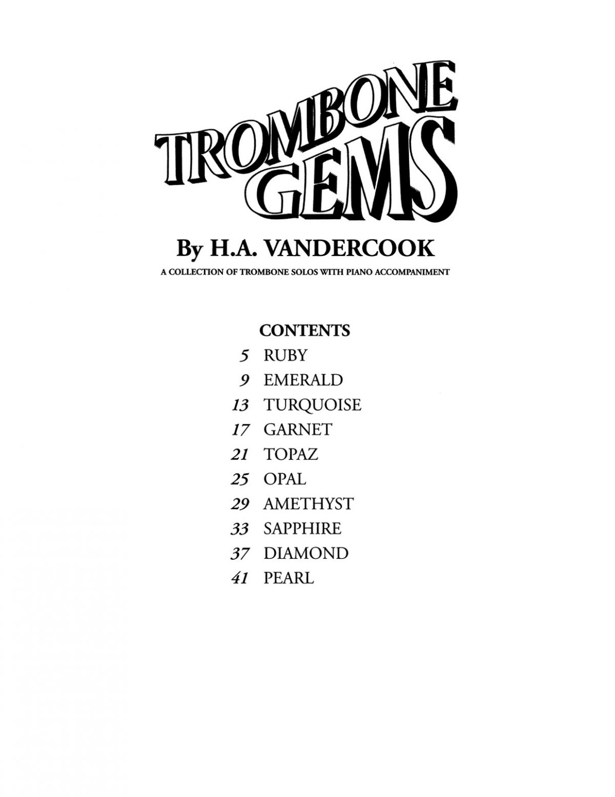 Vandercook, Trombone Gems-p03
