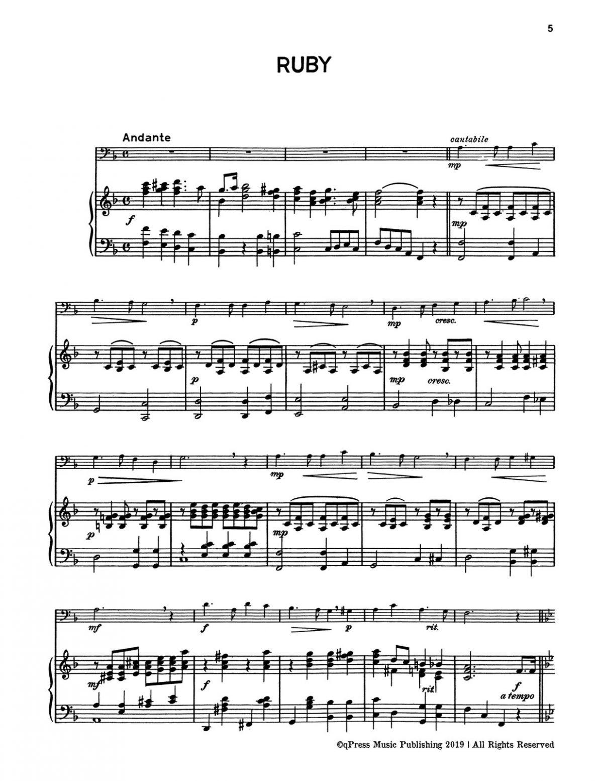Vandercook, Trombone Gems-p05