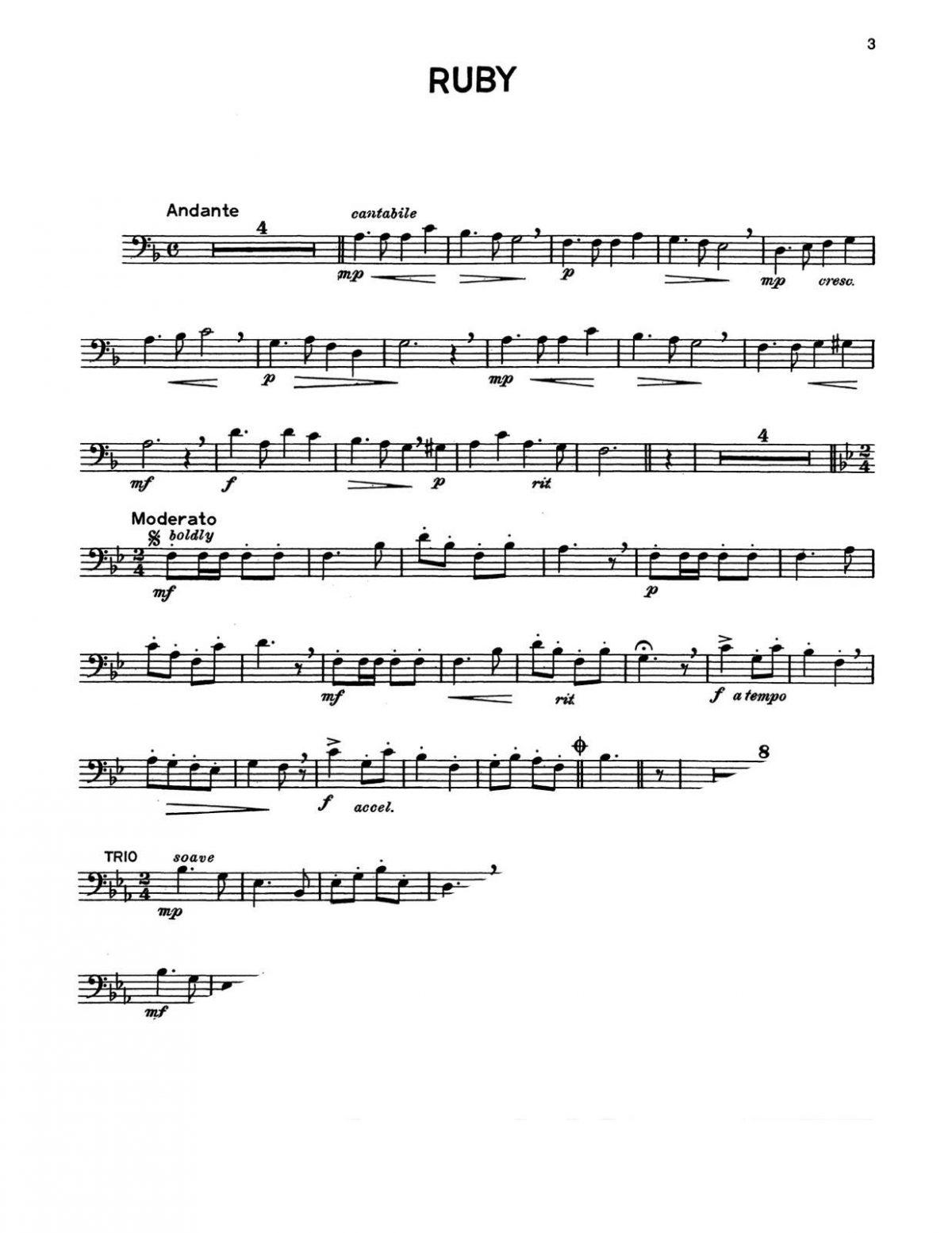 Vandercook, Trombone Gems-p47