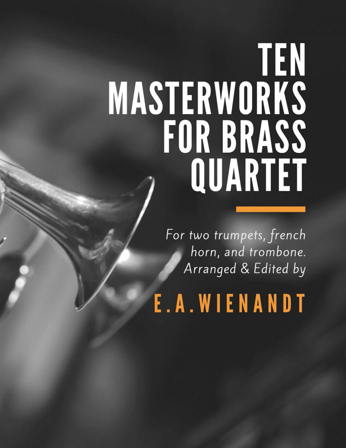 Wienandt, Ten Masterworks for Brass Quartet-p01