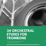 Brandt, 34 Orchestral Etudes for Trombone-p01