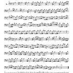 Brandt, 34 Orchestral Etudes for Trombone-p05