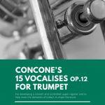 Concone Reinhardt Cover