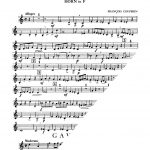 Various, Four French Pieces for Brass Quartet-p20