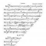 Various, Four French Pieces for Brass Quartet-p24