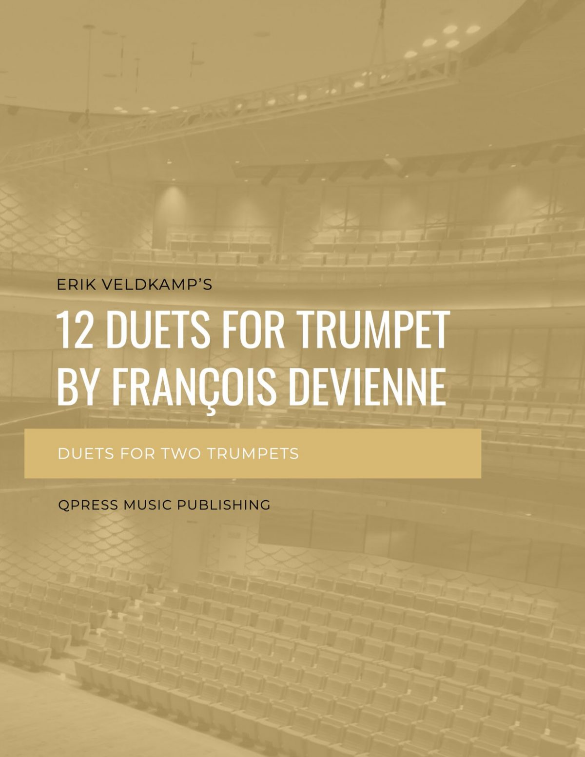 Veldkamp-Devienne, 12 Duets (for 2 trumpets)-p01