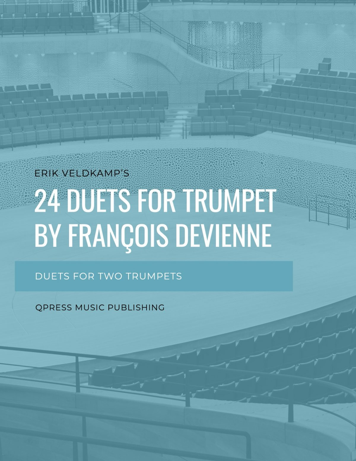 Veldkamp-Devienne, 24 Duets (for 2 trumpets)-p01