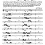 Willey, Warm-Up Magic, Beginning of Your Playing Day Warm-Ups for Trumpet-p21