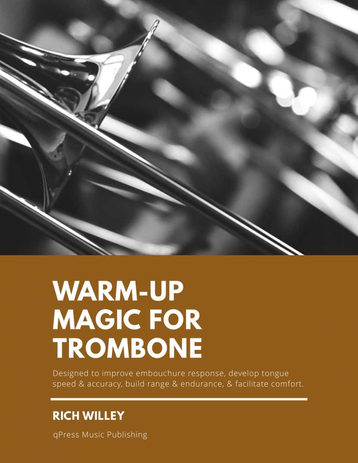 warm up magic for trombone willey