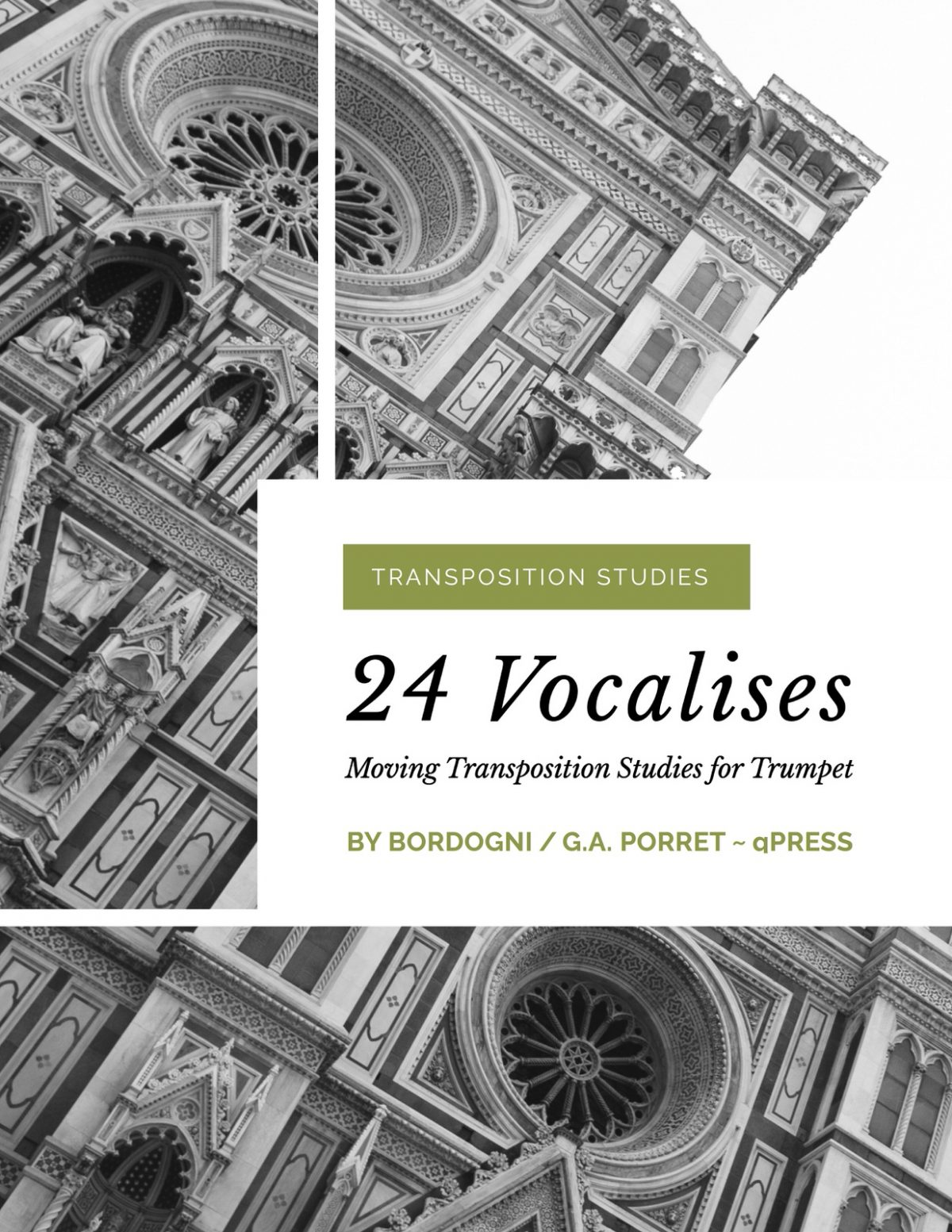 Bordogni, Vingt-Quatre Vocalises-p01