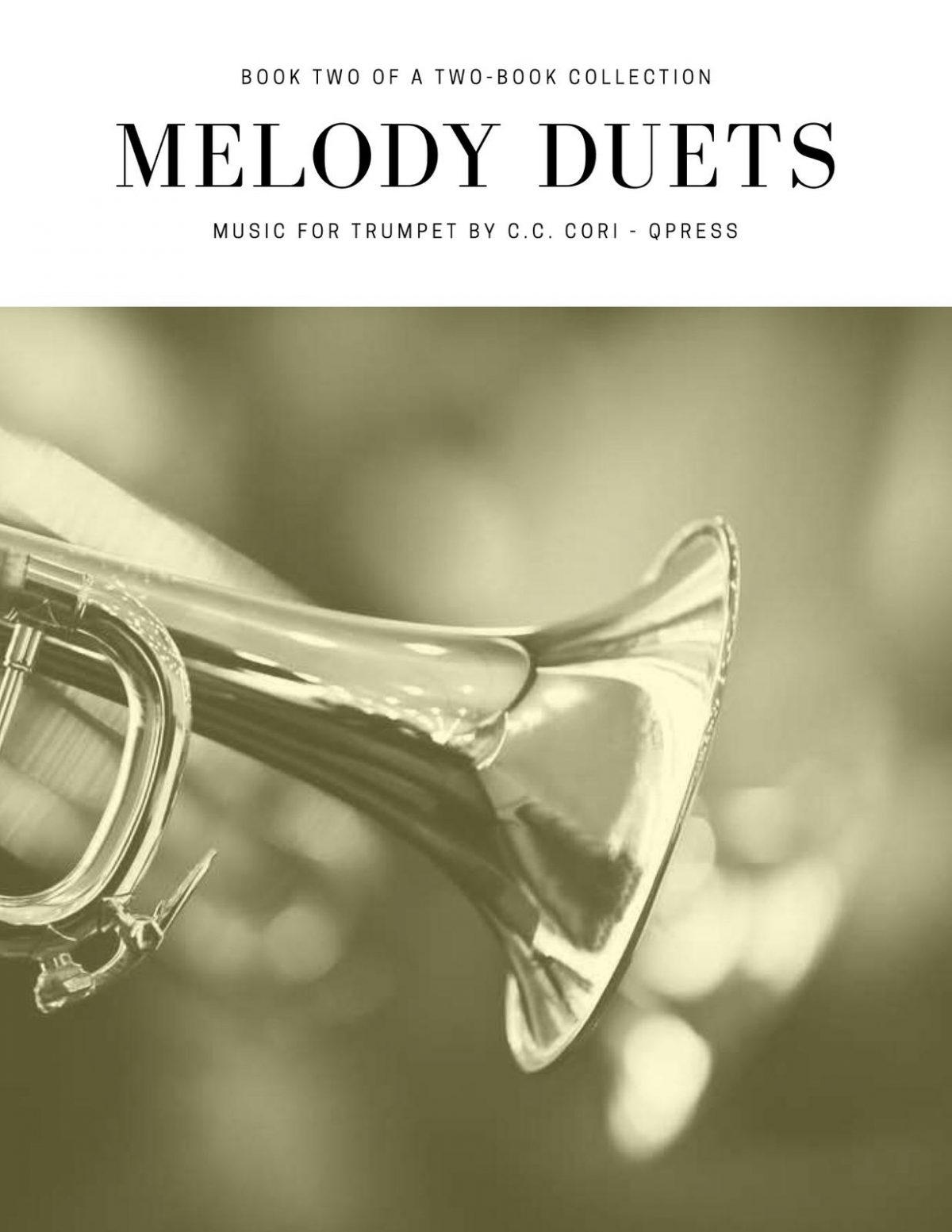 Cori, Melody Duets Book 2-p01