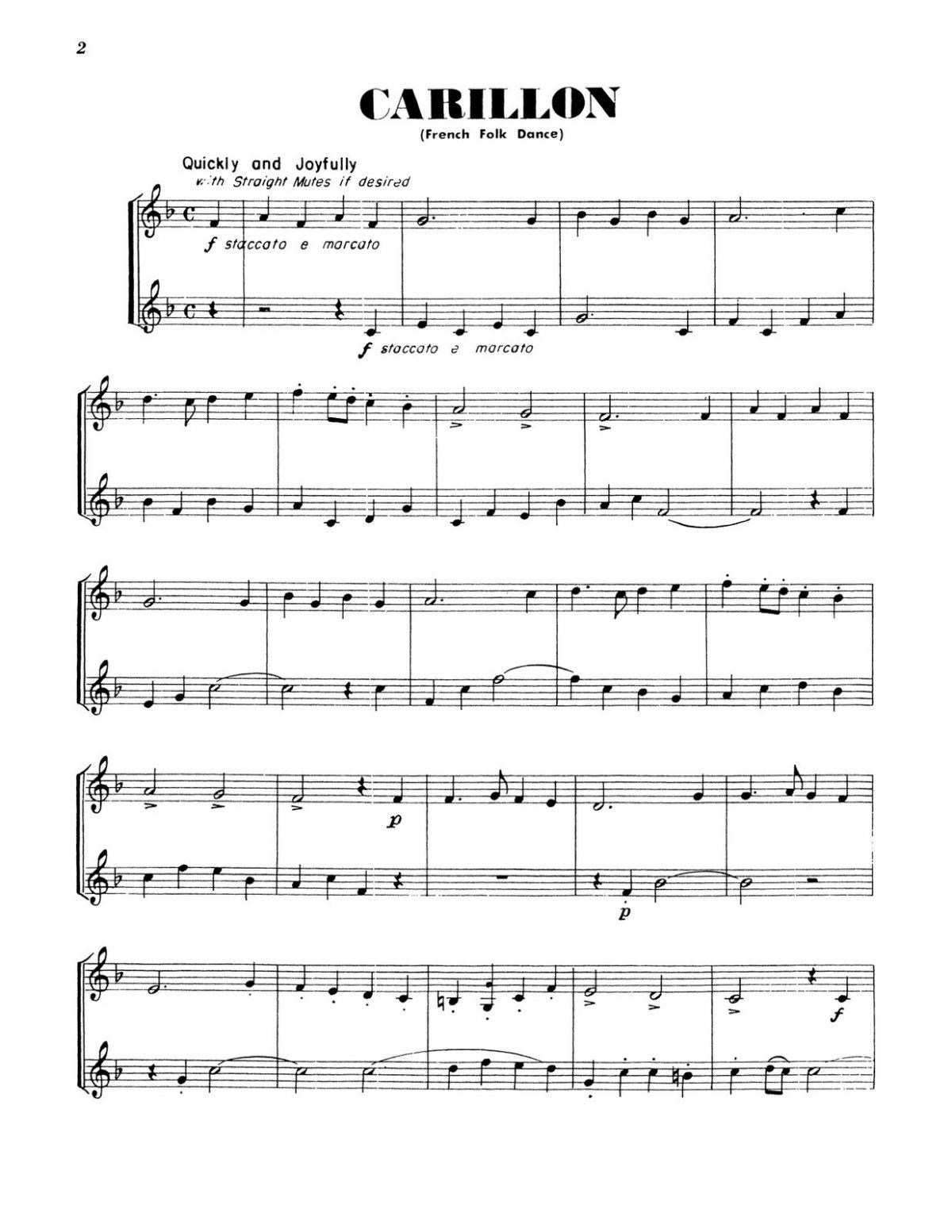 Cori, Melody Duets Book 2-p04