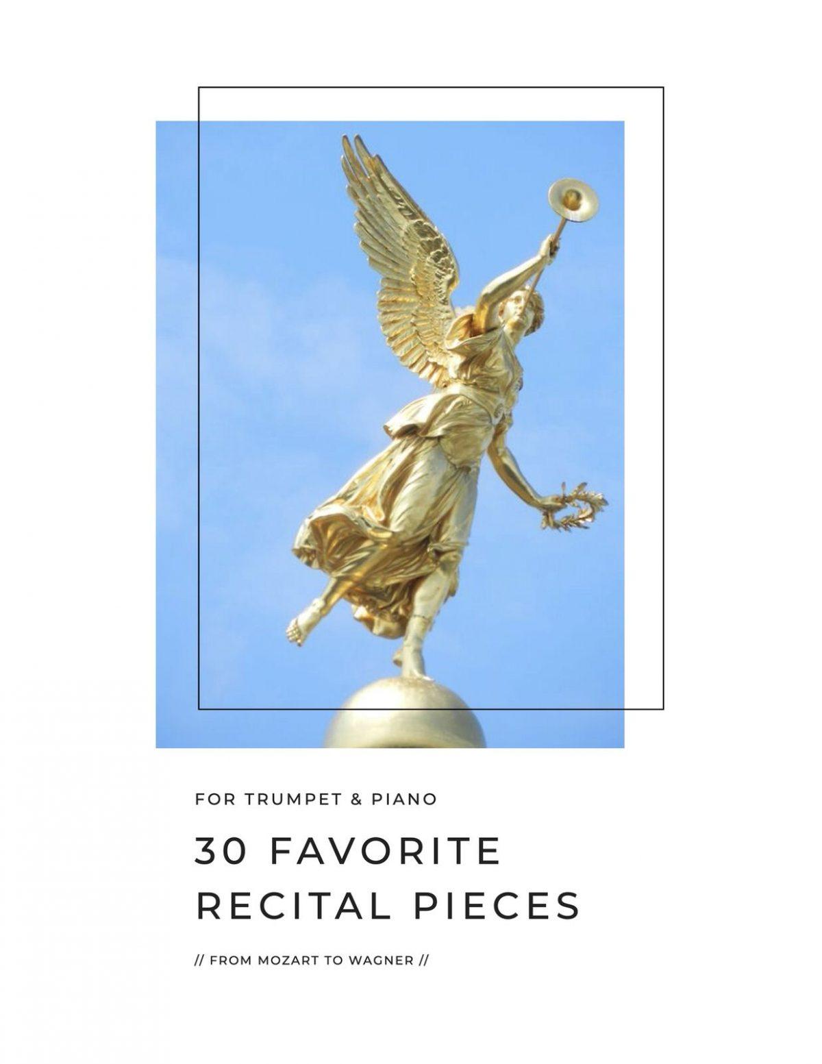 Various, 30 Favorite Recital Pieces (Solo & Score)-p01