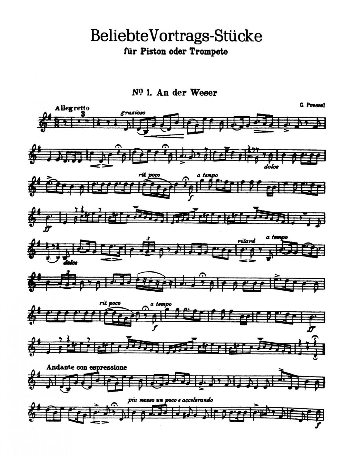 Various, 30 Favorite Recital Pieces (Solo & Score)-p04