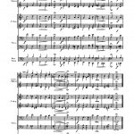 Various, Concert Repertoire for Brass Sextet (Score and Parts)-p005