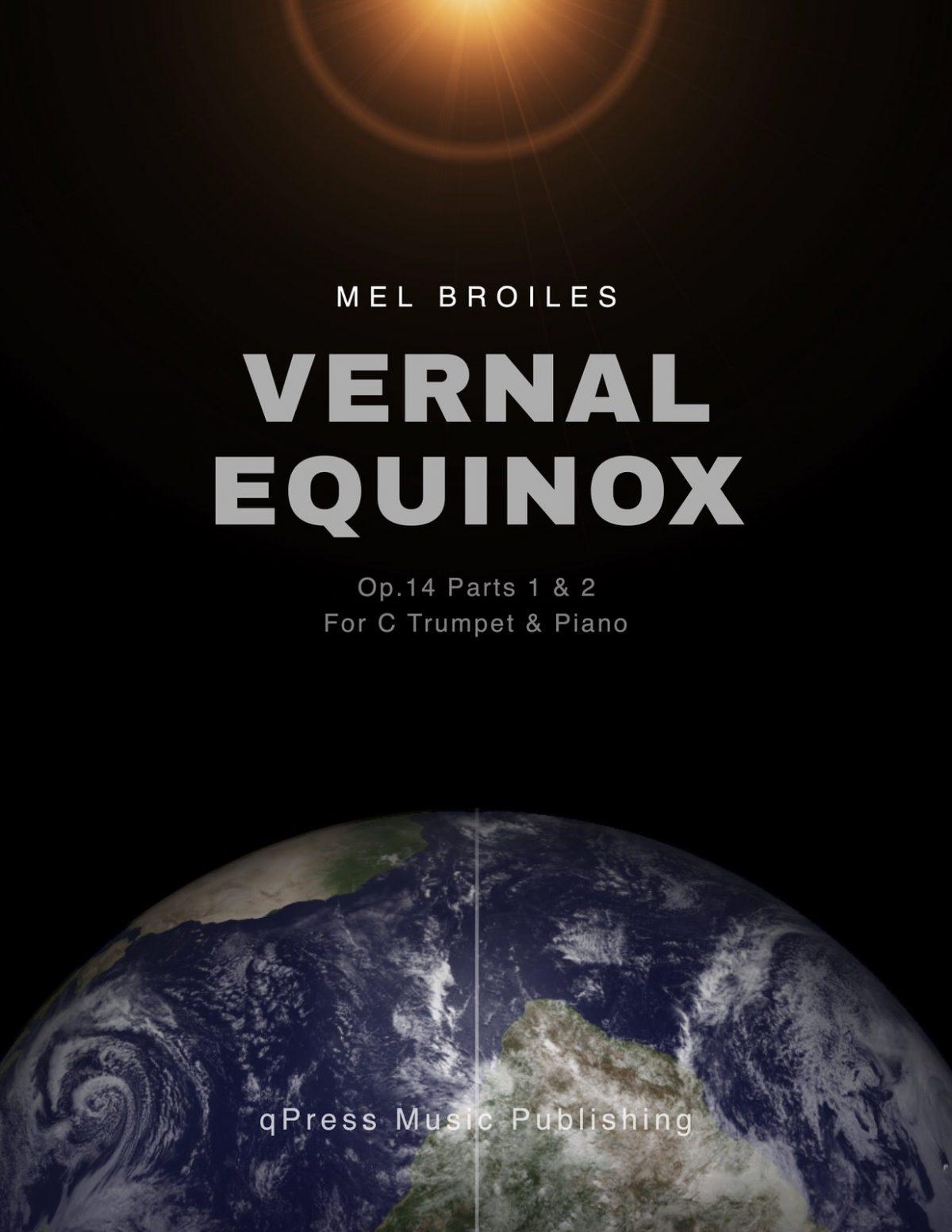 Broiles, Vernal Equinox (Trumpet & Piano)-p01