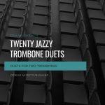 Veldkamp, 20 Jazzy Trombone Duets-p01