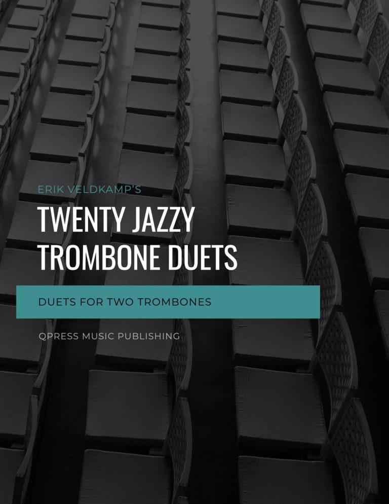 20 Jazzy Trombone Duets