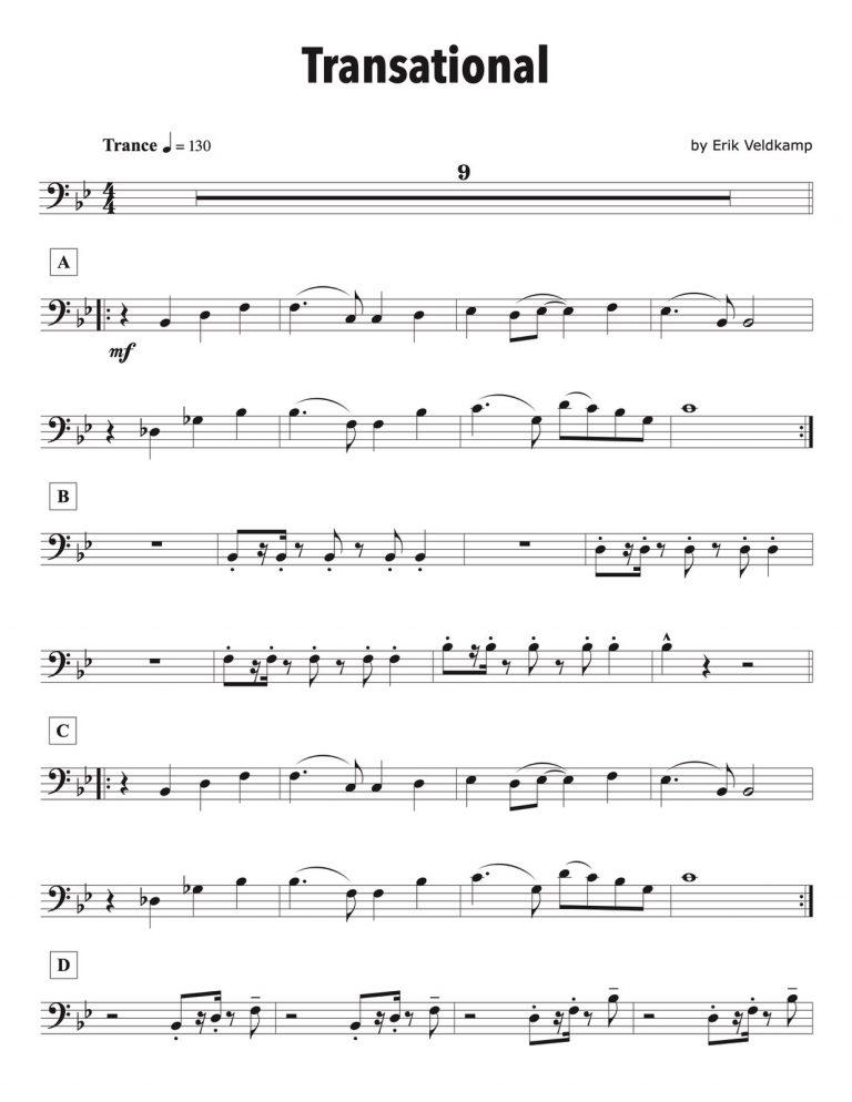 30 Play Alongs in All Styles Level 2 for Trombone (Beginner)