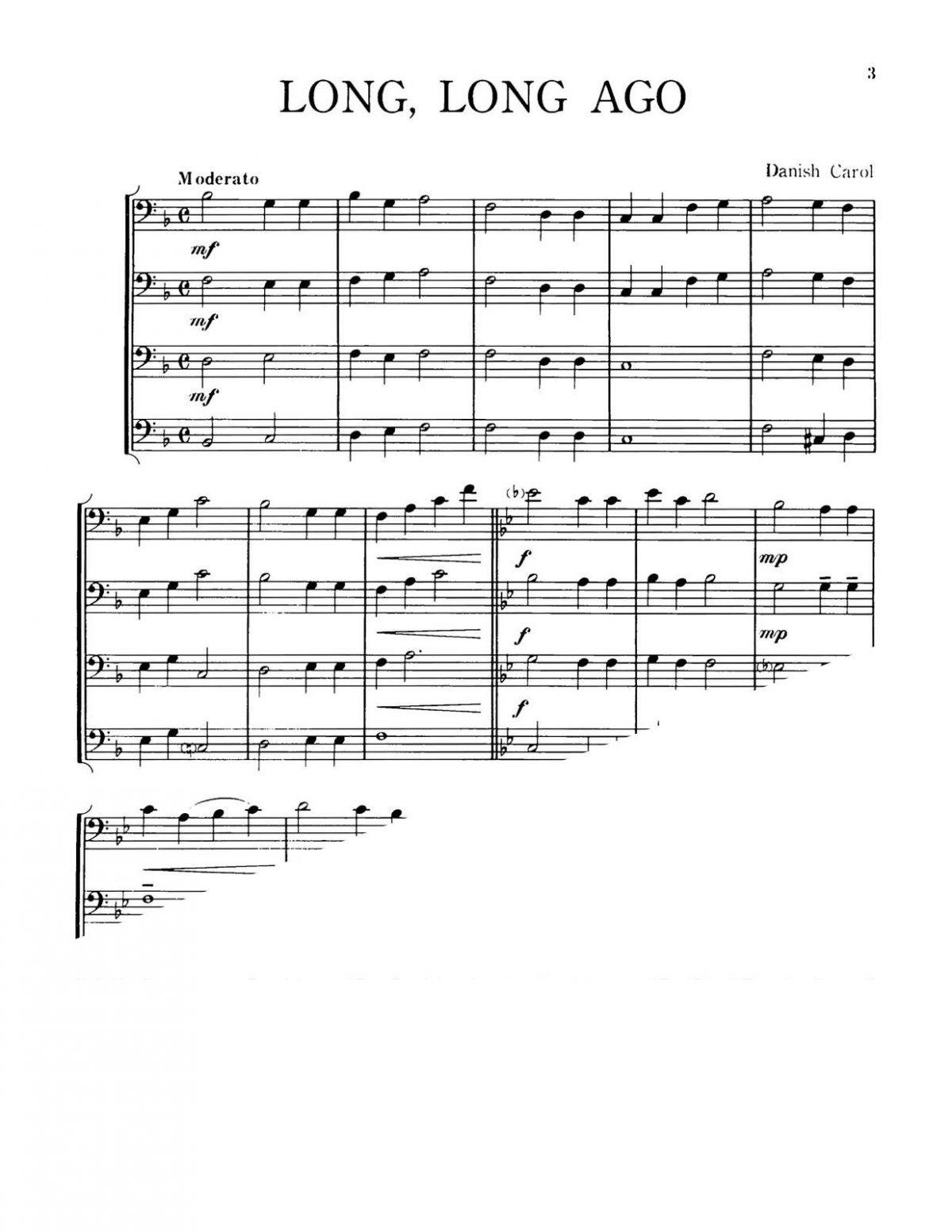 Burgstahler, 12 Trombone Quartets-p05