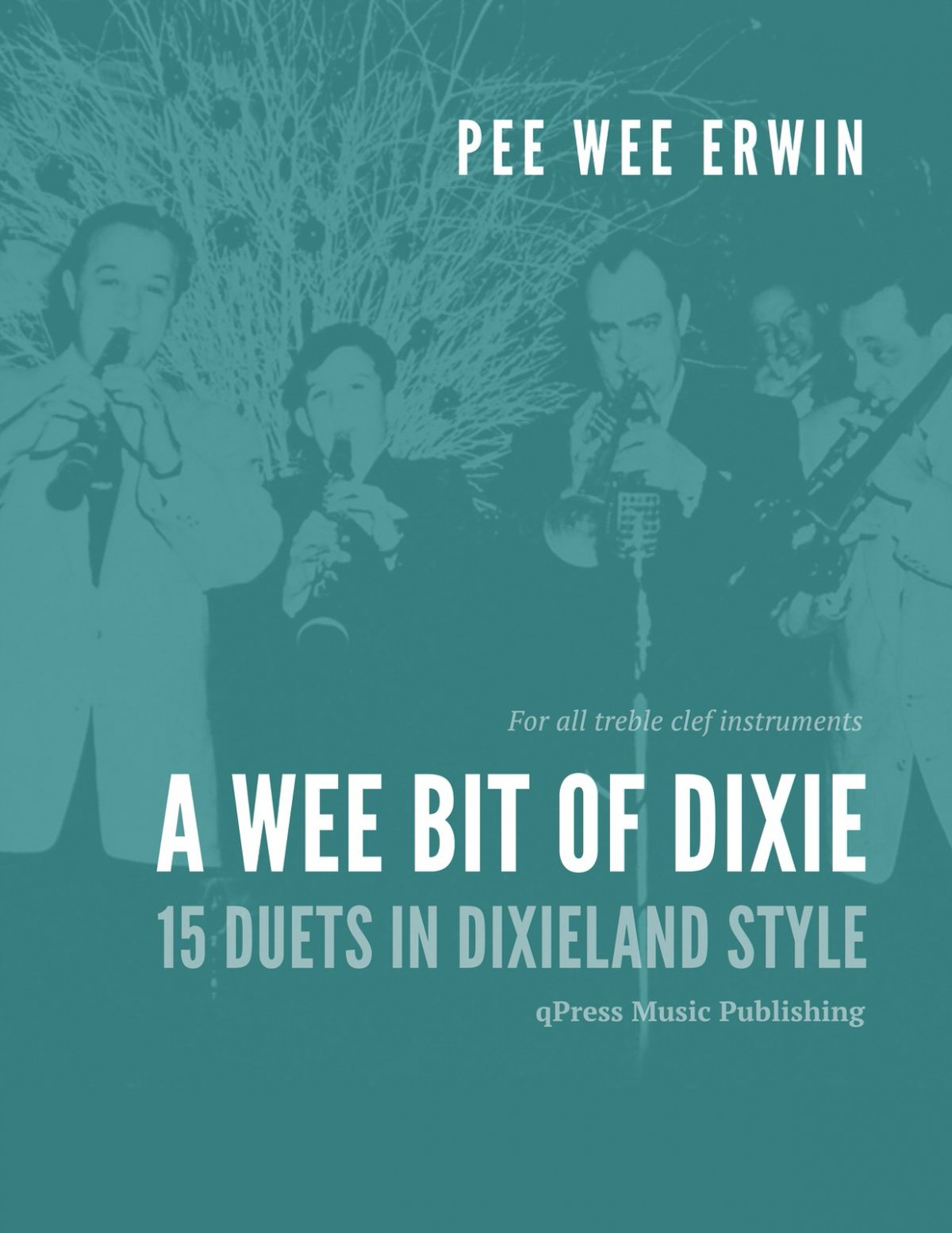 Erwin, A Wee Bit of Dixie-p01