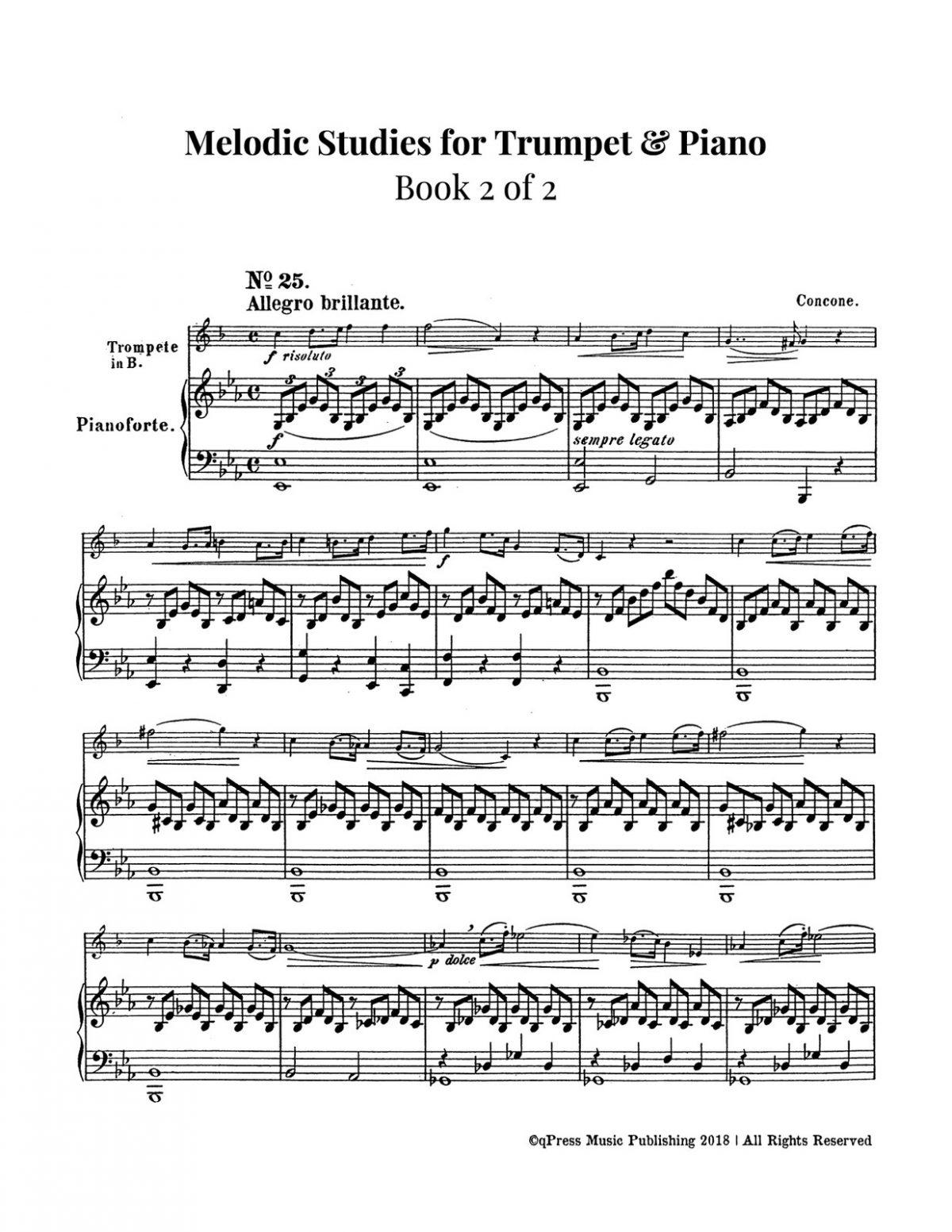 Hofmann, Melodic Studies Book 2 (Part & Score)-p16