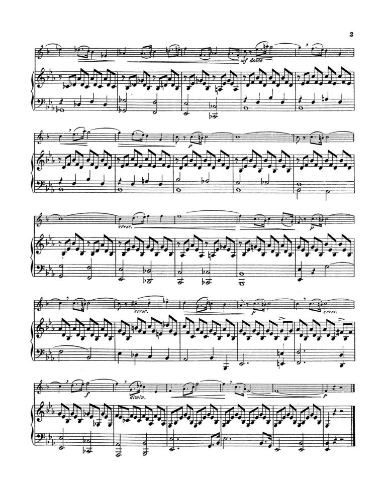 Melodic Studies for Trumpet & Piano Book 2