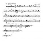 Hudadoff, 15 Intermediate Trombone Solos (Part & Score)-p04