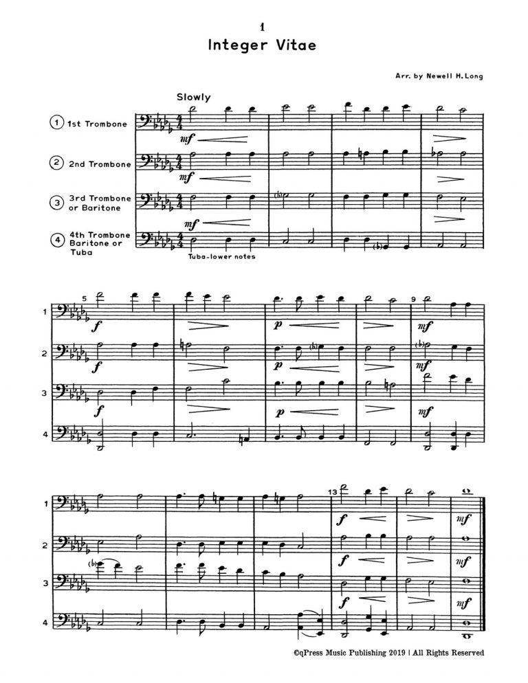 Trombone Symphony